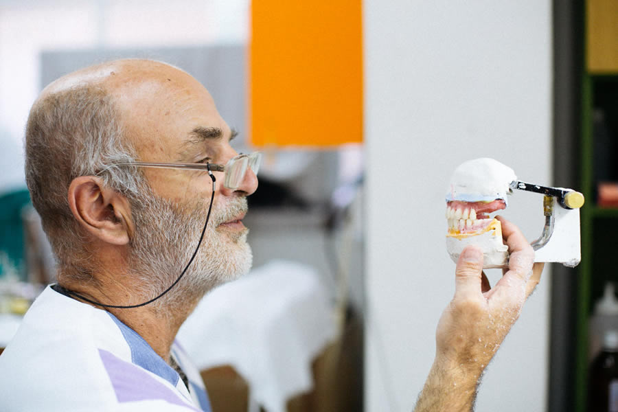 Mobile Prosthetics - Pirovic private dental practice, Sarajevo