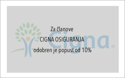 Popust za članove Cigna osiguranja